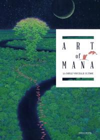 image couverture art of mana