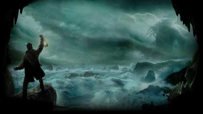 image lovecraft cthulhu artwork