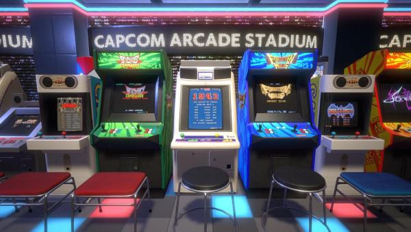 image salle capcom arcade stadium