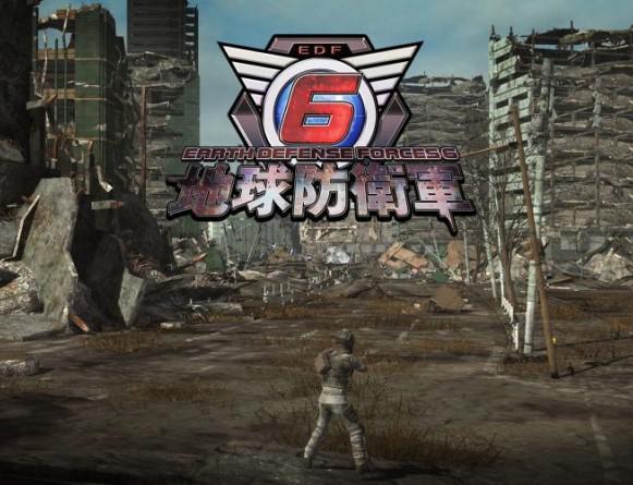 image jeu earth defense force 6