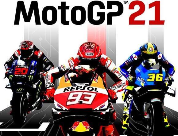 image jeu motogp 2021