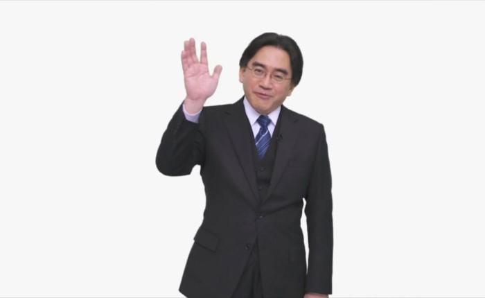 image satoru iwata