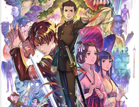 image jeu the great ace attorney chronicles