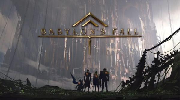 image logo babylon's fall