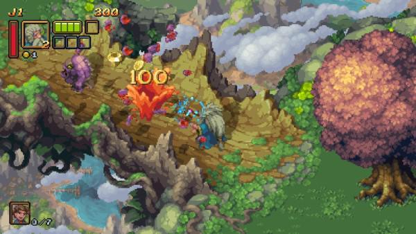 image gameplay battle axe