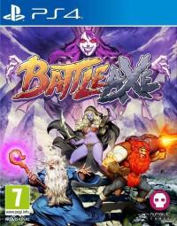 image playstation 4 battle axe