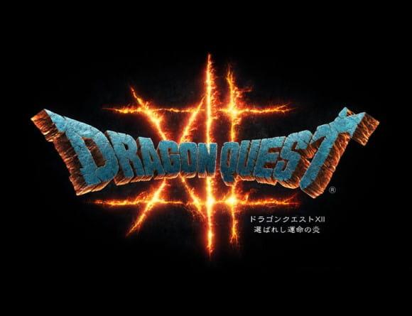 image logo dragon quest xii