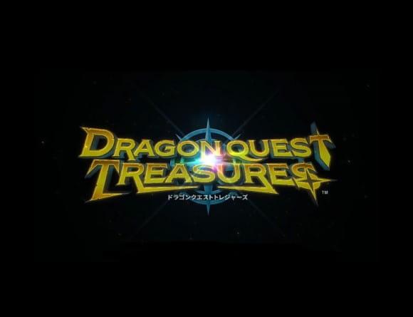 image logo dragon quest treasures