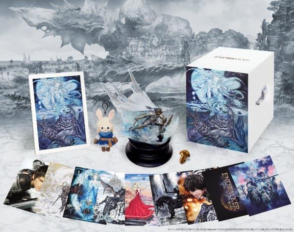 image collector final fantasy xiv endwalker