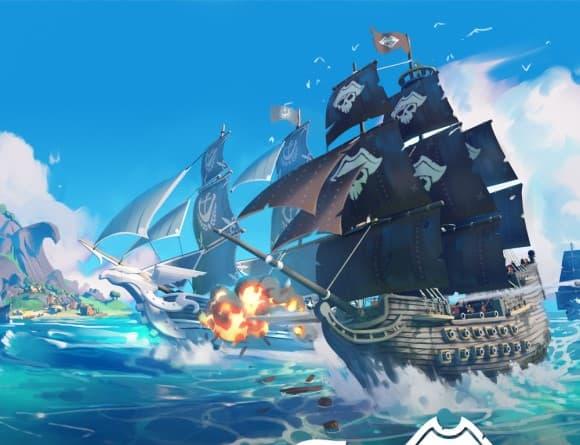 image jeu king of seas