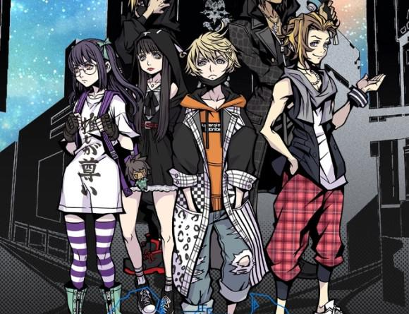 image jeu neo the world ends with you