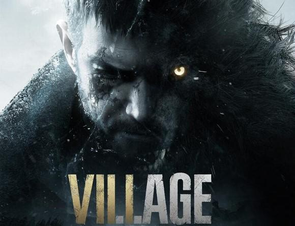 image jeu resident evil village