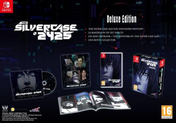 image deluxe edition the silver case 2425