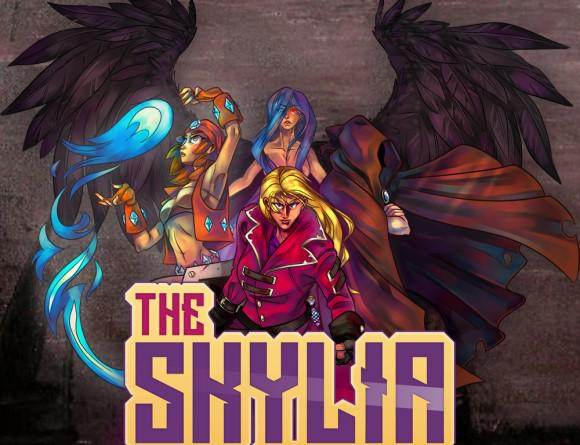 image jeu the skylia prophecy