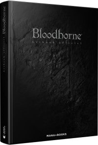 image couverture bloodborne artbook officiel
