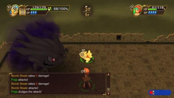 image chocobo's mystery dungeon every buddy