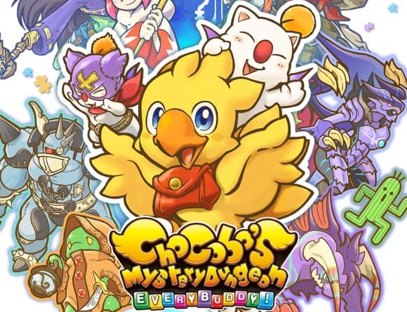 image chocobo's mystery dungeon