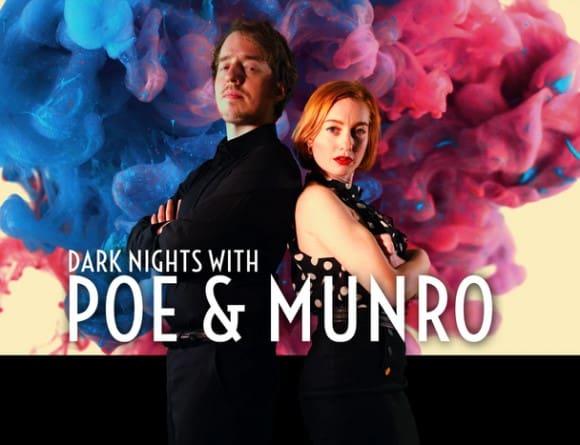 image jeu dark nights with poe and munro