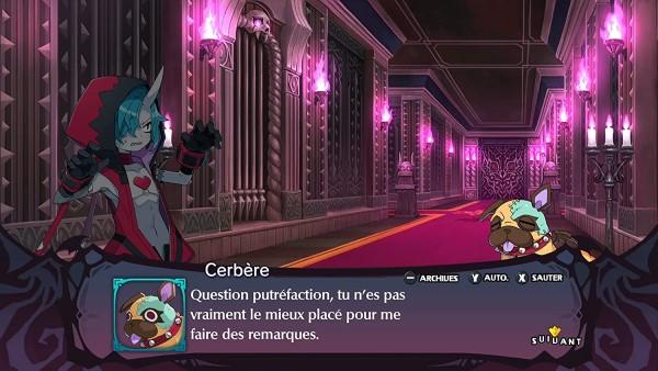 image gameplay disgaea 6
