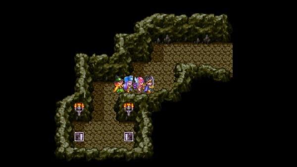 image gameplay dragon quest iii