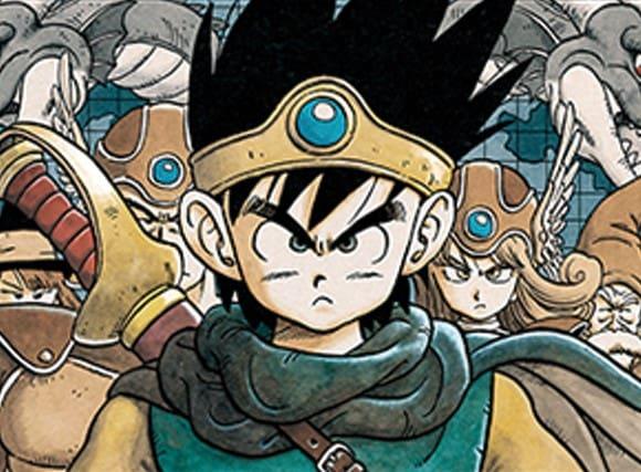 image jeu dragon quest iii