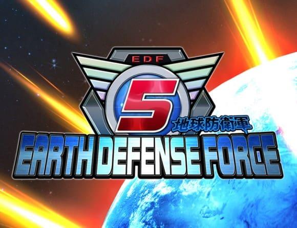 image jeu earth defense force 5