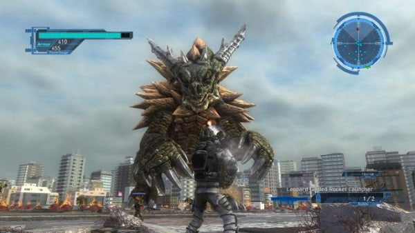 image test earth defense force 5