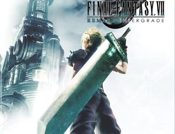 image jeu final fantasy vii remake intergrade