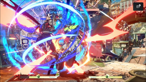 image gameplay guilty gear strive