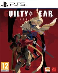 image playstation 5 guilty gear : strive