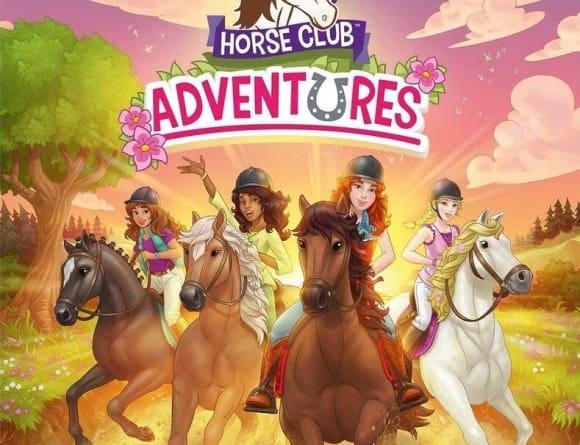 image jeu horse club adventures
