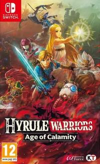 image nintendo switch hyrule warriors l'ère du fléau