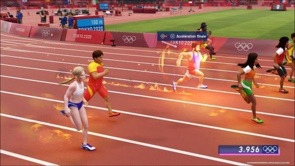 image sega jeux olympiques tokyo 2020