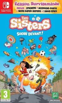 image playstation 4 les sisters show devant