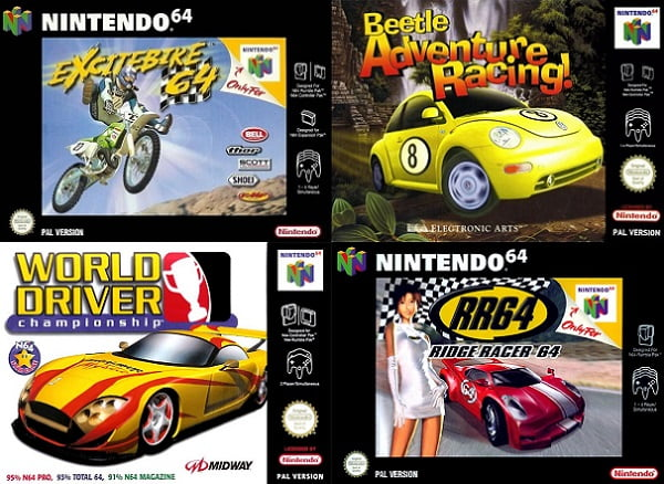 image course n64