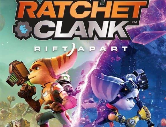 image jeu ratchet and clank rift apart