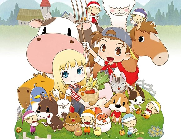 image jeu story of seasons friends of mineral
