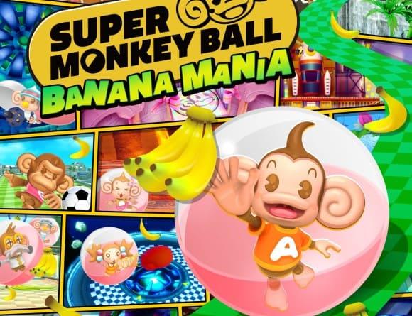 image article super monkey ball banania mania