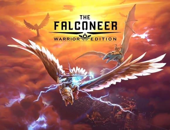 image jeu the falconeer warrior edition