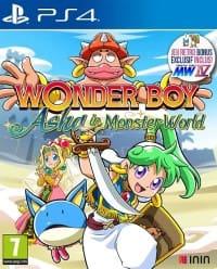 image playstation 4 wonder boy asha in monster world