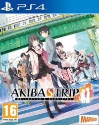 image playstation 4 akiba's trip