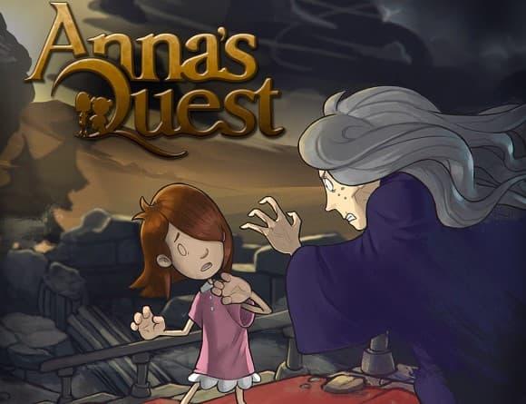 image jeu anna's quest