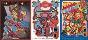 image trilogie arcade donkey kong