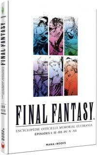image couverture final fantasy memorial ultimania volume 3