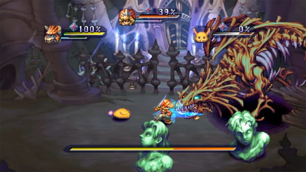 image gameplay legend of mana