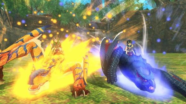 image capcom monster hunter stories 2