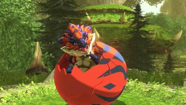 image test monster hunter stories 2
