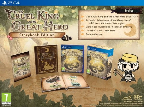 image collector the cruel king and the great hero