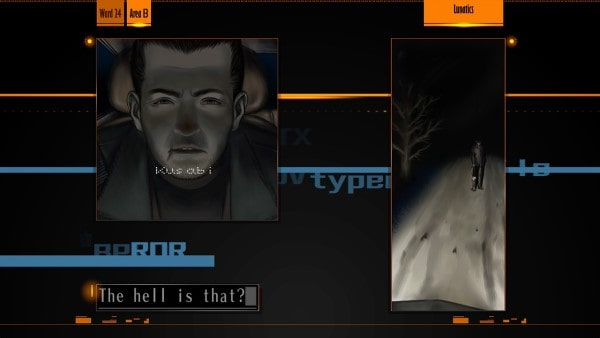 image gameplay the silver case 2425