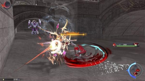 image gameplay ys ix monstrum nox